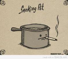 Pot Smoking