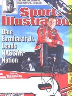 Dale Earnhardt Jr Race Car | Auto Racing Nascar Magazines on Dale Earnhardt Jr Auto Racing Sports ...