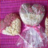 Valentine Rice Krispie Treats | Craft Jr.
