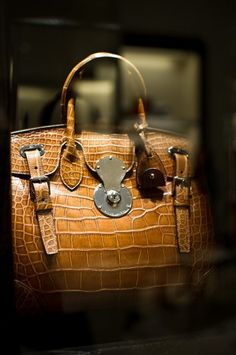 Ralph Lauren (2012) via The Purse Blog — http   www. 63d44f83628fe