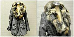 Cozy coat now available at Faux Fur, Fur Coat, Cozy, Jackets, Fashion, Down Jackets, Moda, Fashion Styles, Fashion Illustrations