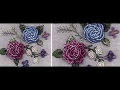 تعلمي الطرز البرازيلي Embroidery Stitches by Hand | New Patterns | HandiWorks - YouTube