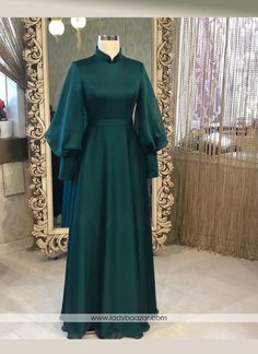 Indian Fashion Dresses, Indian Gowns Dresses, Muslim Fashion, Evening Dresses, Long Dress Fashion, Islamic Fashion, Long Gown Design, Fancy Dress Design, Muslim Long Dress