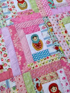 baby burrito quilts: A few more new quilts