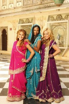 The cheetah girls go Indian !