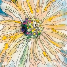 Seth Chwast - The Big Pink Flower - 2013
