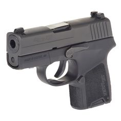 SIG SAUER P290 9mm Pistol  I will be getting this in a 40Find our speedloader now!  http://www.amazon.com/shops/raeind