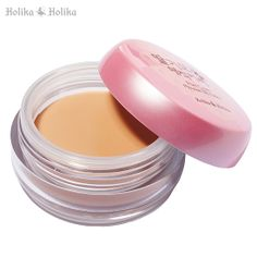 """Holika Holika: Pore Cover Mousse BB Balm / """"...is mousse bb cream that not only provides great coverage but helps reduce the appearance of pores. The mousse consistency creates a flawless complexion and is light weight. Leaves skin looking and feeling smooth all day."""""""