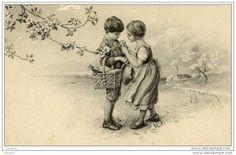 Postcards > Topics > Children > Collections, lots & series - Delcampe.net