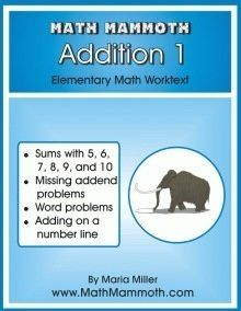 38 best math curriculum reviews images on pinterest calculus math mammoth is a secular mastery based math curriculum for children from 1st to 8th fandeluxe Choice Image