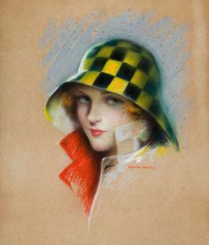 Charles Gates Sheldon ©  ( Artiste americain 1889-1960)