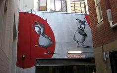 Stormie Mills street art, Perth