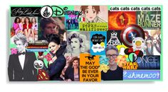 """""""IFunny Banner"""" by knockout0203 ❤ liked on Polyvore featuring Once Upon a Time, Disney, Oakley and GE"""