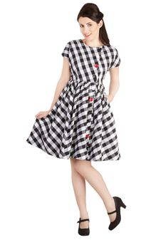 Library Assistant Dress. As a student of library science, youre always interested to see the reactions that books can have on students.  #modcloth