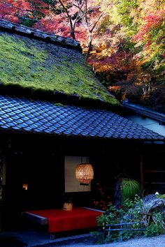 Japanese tea house 京都の秋(鳥居本 平野屋) by nobuflickr | Nobuhiro Suhara, Flickr