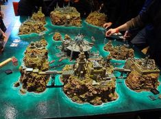 Brent: Terrain... Couldn't Be More Important! | Wargames, Warhammer & Miniatures News: Bell of Lost Souls