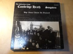 Cambridge Heath Salvation Army Band, Victor Handscombe – May Jesus Christ Be Praised Label: Not On Label – st-57562 Format: Vinyl, LP, Album Country: UK Released: Genre: Folk, World, & Country Style: Gospel Country Uk, Country Style, My Jesus, Jesus Christ, Army Band, Lp Album, Son Of God, Cambridge, Folk