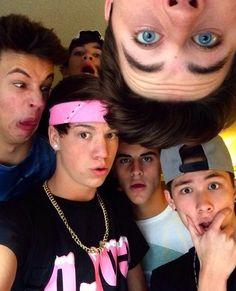 magcon I love you all