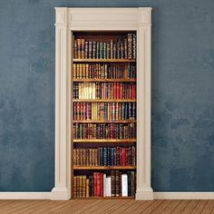 Decorazione Adesiva Libreria