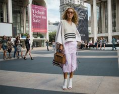 New York Fashion Week SS2015 - Elina Halimi - Lincoln Center | THE STYLESEER