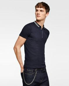 Men's Polo Shirts | New Collection Online | ZARA United States