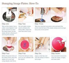 JQ Fashion Metal Plate Manicure Image Nail Polish Stamping Template Multi Design
