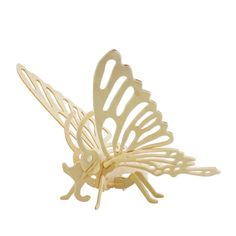 1 piece DIY Wood Puzzle Butterfly Elephant Horse Lion Airplane Dinosaurs Handmade Educational Toys for Children Animal Puzzle, Wood Animal, Wooden Jigsaw Puzzles, 3d Puzzles, Woodcraft Construction Kit, Wood Projects For Kids, Woodworking Jigsaw, Bois Diy, Building For Kids