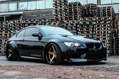 PP Exclusive Goes Wide with a Liberty Walk BMW M3 – automotive99.com