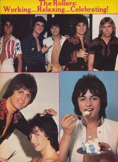 Bay City Rollers...my younger sister dated Duncan for a while when the Rollers were living in the U.S. -