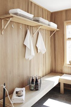 Shelves for sauna Home Spa Room, Spa Rooms, Sauna House, Sauna Room, Decor Inspiration, Bathroom Inspiration, Bathroom Interior, Interior Design Living Room, Design Interiors
