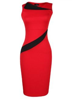 Muperio Women's Fashion Illusion Neck Bodycon Cocktail Party Pencil Dress Muperio http://www.amazon.com/dp/B00M49FE6K/ref=cm_sw_r_pi_dp_Ac6iub0RWP9J8