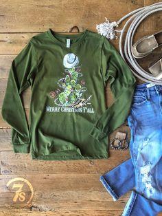 Hillsboro City Shamrock Tri-Blend Long Sleeve T-Shirt