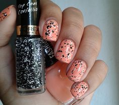 Orange daisy _ Astor + Confettis _ L'oreal by JaneBar, via Flickr