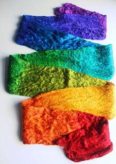Les couleurs de l'arc-en-ciel on Etsy by zebisisdesigns