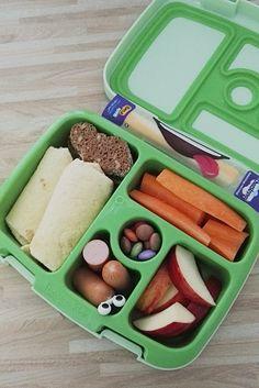 Frühstücksideen für die Schule