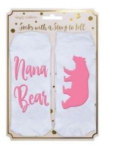 NEW Simply Southern Socks- Nana  #lovespring #2017fashion #springishere #sale #likeusoninstagram #preppy #monogrameverything #newarrival #accessoriesontheboardwalk #preplife