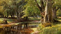 берега рек в живописи масло: 19 тыс изображений найдено в Яндекс.Картинках