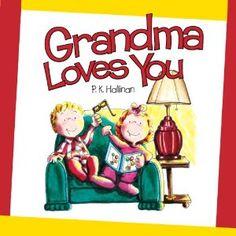Amazon.com: Grandma Loves You (9780824967284): Hallinan, P.K.: Books