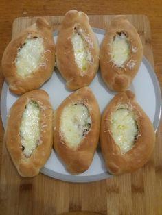 Pretzel Bites, Baked Potato, Savoury Pies, Potatoes, Bread, Baking, Pastries, Ethnic Recipes, Cakes