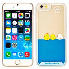 """Yoption Liquid Case for iPhone 6 6s 4.7"""", Clear Cute Crea... https://www.amazon.com/dp/B01M1VQ3NL/ref=cm_sw_r_pi_dp_x_4MaUyb9PW36XF"""