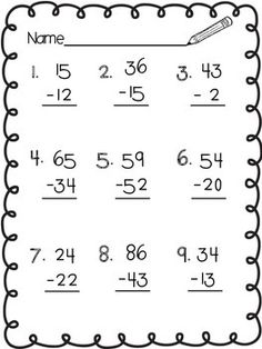 Grade 2 Addition Worksheet on adding two 2-digit numbers
