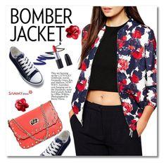 Winter Style: Bomber Jackets by svijetlana on Polyvore featuring moda, bomberjacket, sammydress and polyvoreeditorial