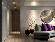 décoration d'intérieur et couleurs de tendance