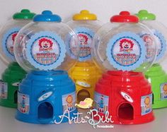 Baleiro Candy Machine Personalizado