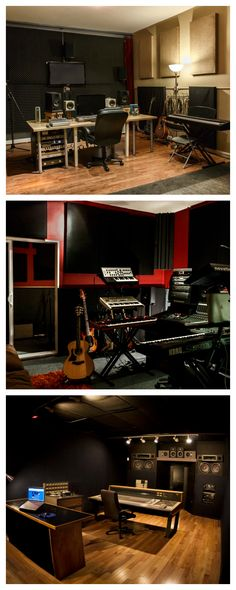 Profesional Recording Studio in North Hollywood