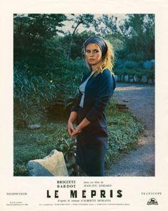 Film Friday: Le Mépris 1963