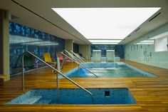 Taking the Waters: born-again spa and wellness architecture