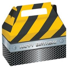Construction Party Supplies, Construction Zone Favor Toolboxes