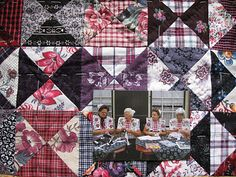 Spakenburg ~ Dutch quilt