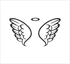 Coloring Pages Of Crosses With Wings How To Draw Angel